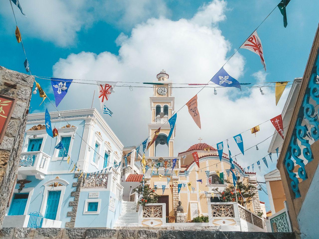 Authentiek Olympos | 100% een bezoekje waard op Karpathos