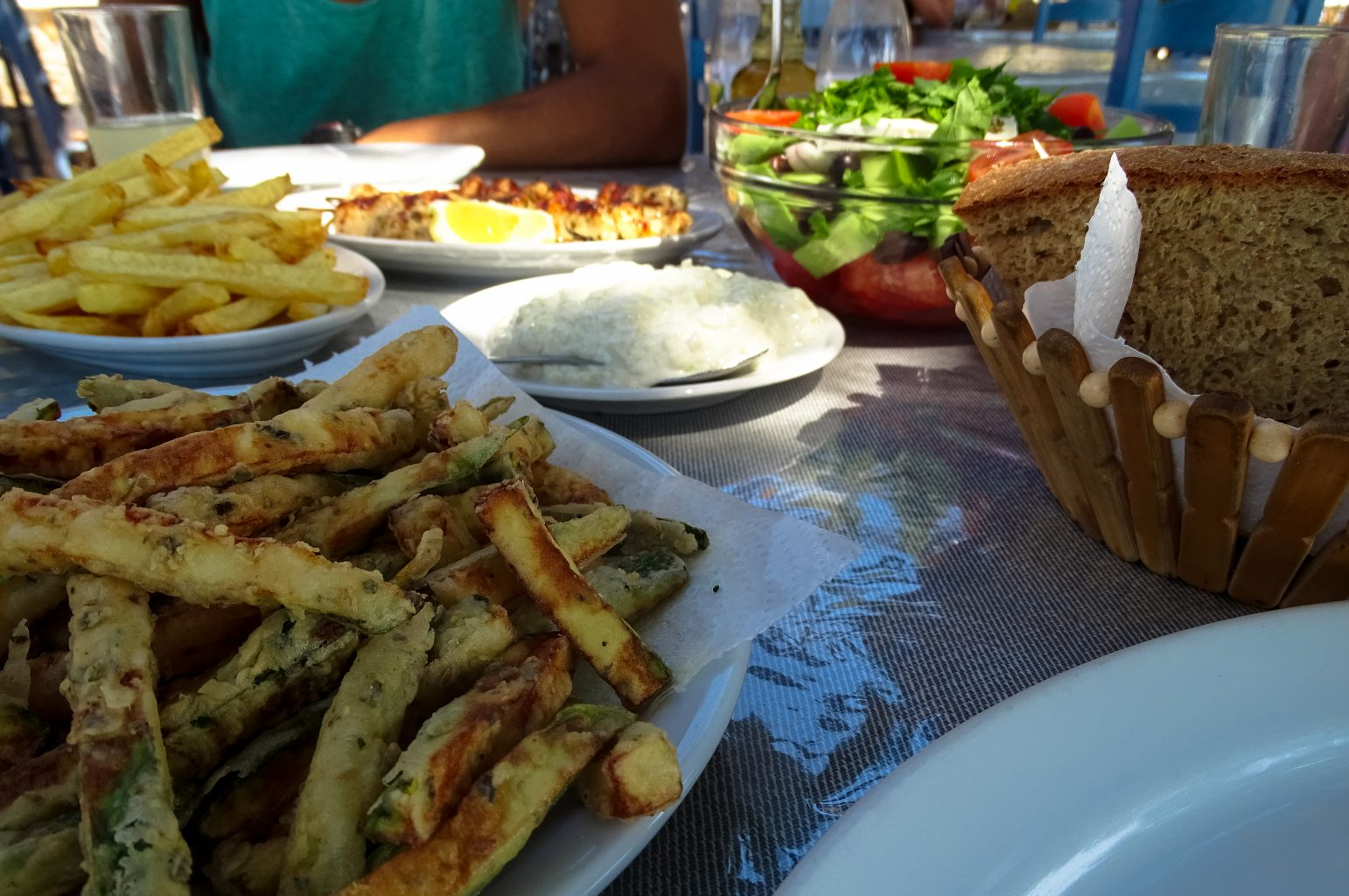 Everything you need to know about vega(n) food on Karpathos
