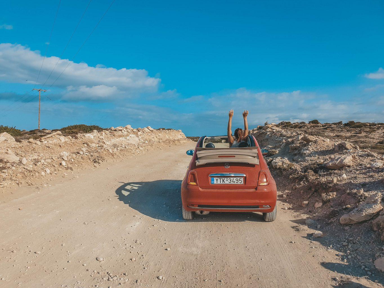 Een auto huren op het Griekse eiland Karpathos